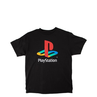 Main view of PlayStation Tee - Big Kid / Little Kid - Black