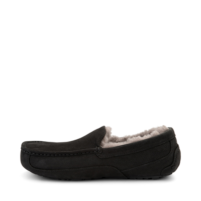 Alternate view of Mens UGG® Ascot Slip On Casual Shoe - Black