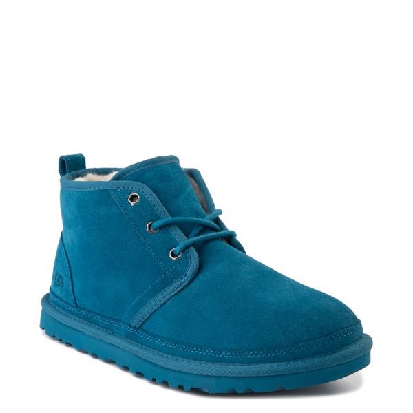 alternate view Mens UGG® Neumel Casual Shoe - Blue SapphireALT1