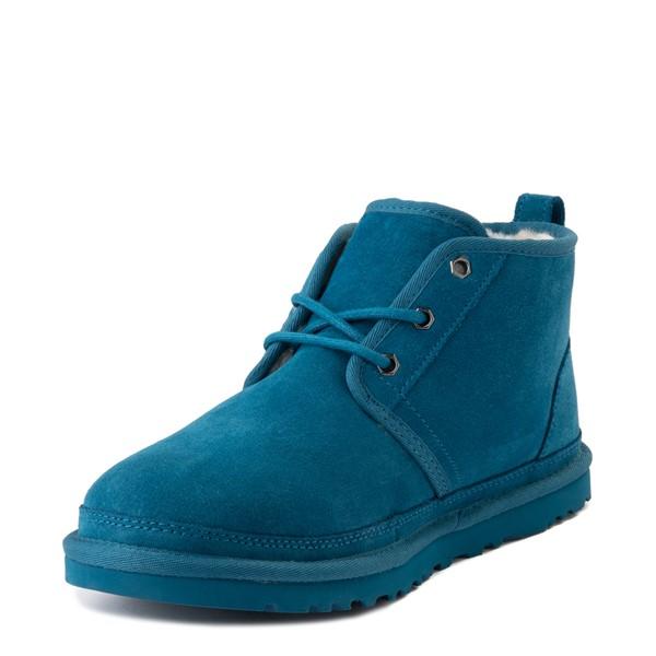alternate view Mens UGG® Neumel Casual Shoe - Blue SapphireALT3