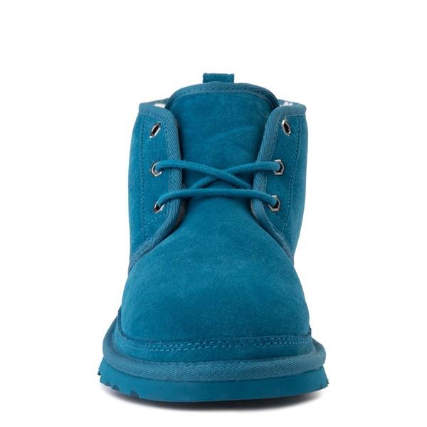 alternate view Mens UGG® Neumel Casual Shoe - Blue SapphireALT4