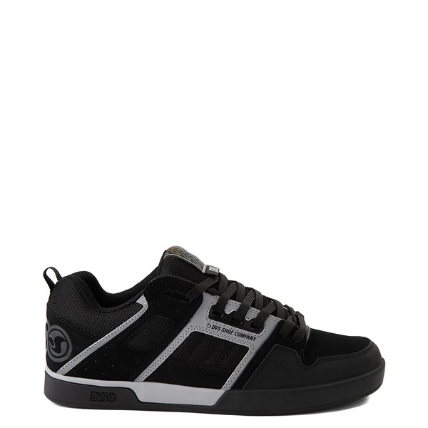 Mens DVS Comanche 2.0+ Skate Shoe - Black / Gray