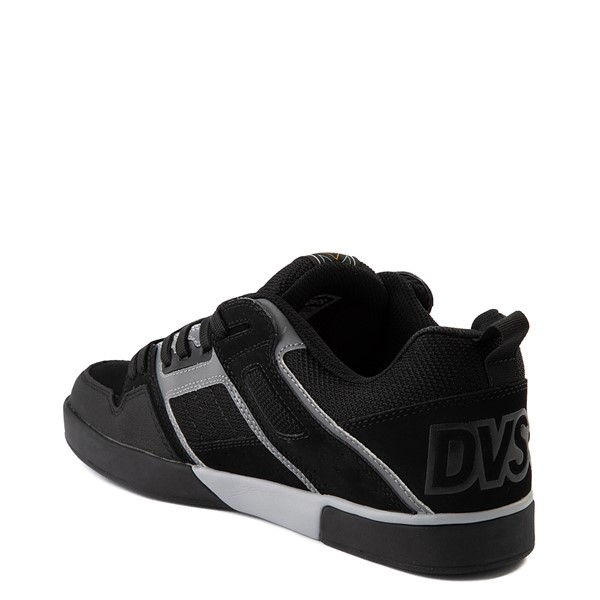 alternate view Mens DVS Comanche 2.0+ Skate Shoe - Black / GrayALT1B