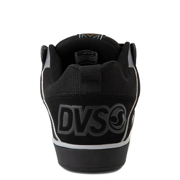 alternate view Mens DVS Comanche 2.0+ Skate Shoe - Black / GrayALT4