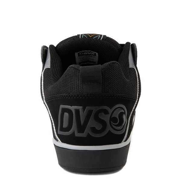 alternate view Mens DVS Comanche 2.0+ Skate Shoe - Black / GrayALT6