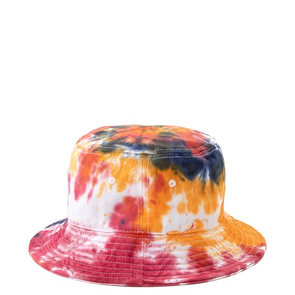 alternate view Tie Dye Bucket Hat - MultiALT1