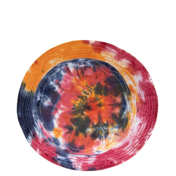 alternate view Tie Dye Bucket Hat - MultiALT2