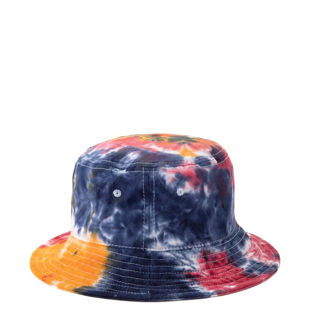 Tie Dye Bucket Hat - Multi