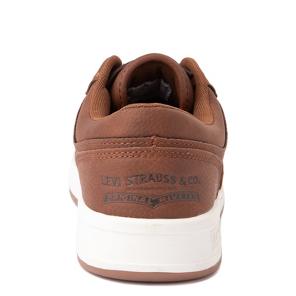 alternate view Mens Levi's 520 BB Lo Casual Shoe - TanALT2B
