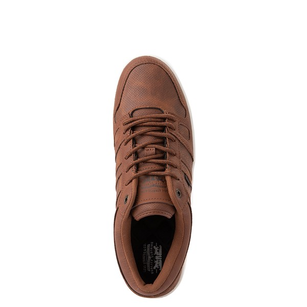 alternate view Mens Levi's 520 BB Lo Casual Shoe - TanALT4B