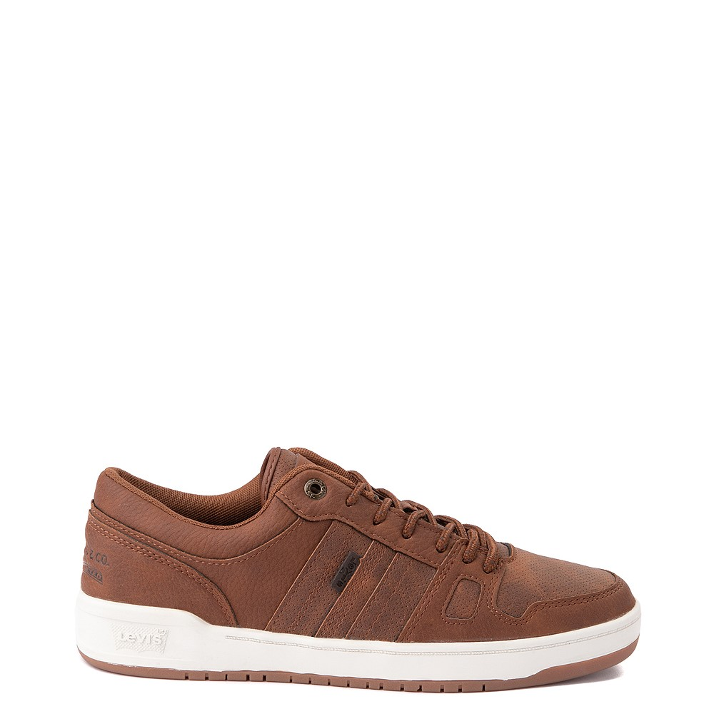 Mens Levi's 520 BB Lo Casual Shoe - Tan