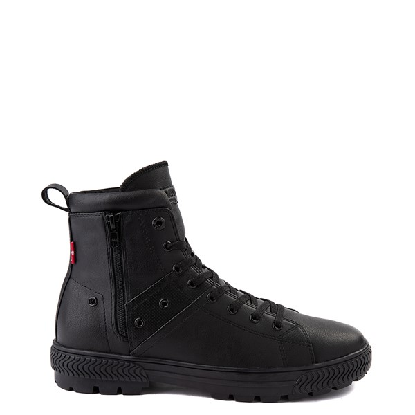 Mens Levi's Sahara 2 Boot - Black Monochrome