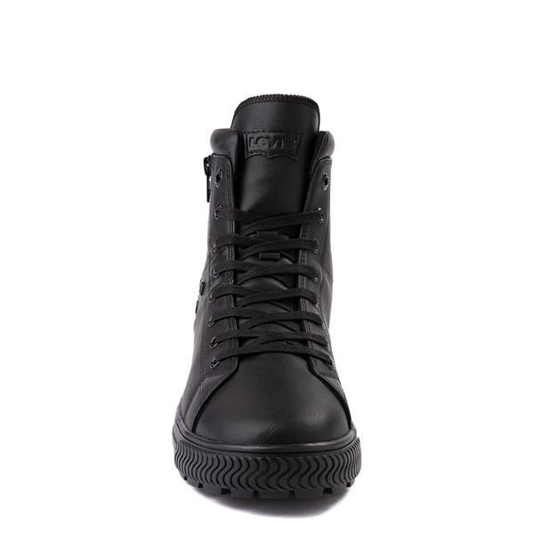 alternate view Mens Levi's Sahara 2 Boot - Black MonochromeALT4