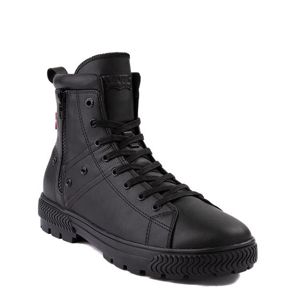 alternate view Mens Levi's Sahara 2 Boot - Black MonochromeALT5