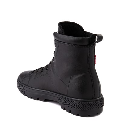 Alternate view of Mens Levi's Sahara 2 Boot - Black Monochrome