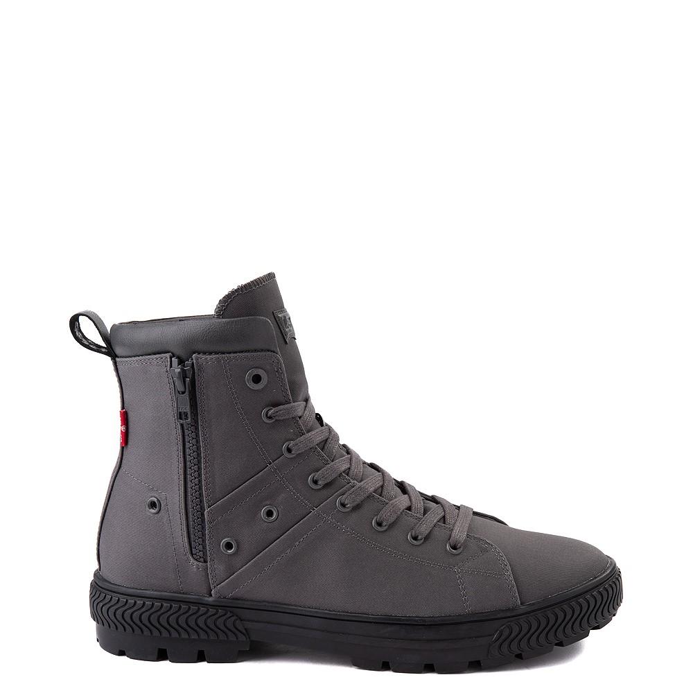 Mens Levi's Sahara 2 Boot - Gray