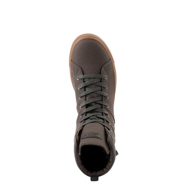 alternate view Mens Levi's Sahara 2 Boot - OliveALT4B