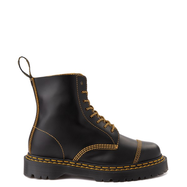 Dr. Martens 1460 Pascal Bex Double Stitch 8-Eye Boot - Black