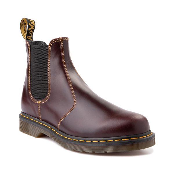 alternate view Dr. Martens 2976 Chelsea Boot - OxbloodALT5