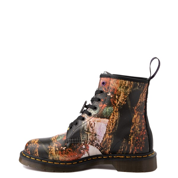alternate view Dr. Martens 1460 8-Eye Black Sabbath Boot - BlackALT1