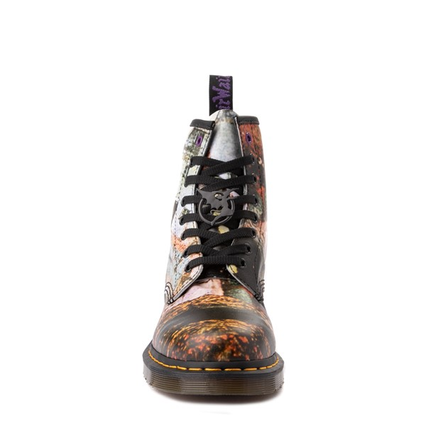 alternate view Dr. Martens 1460 8-Eye Black Sabbath Boot - BlackALT4