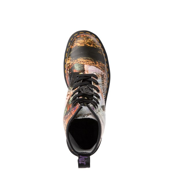 alternate view Dr. Martens 1460 8-Eye Black Sabbath Boot - BlackALT4B