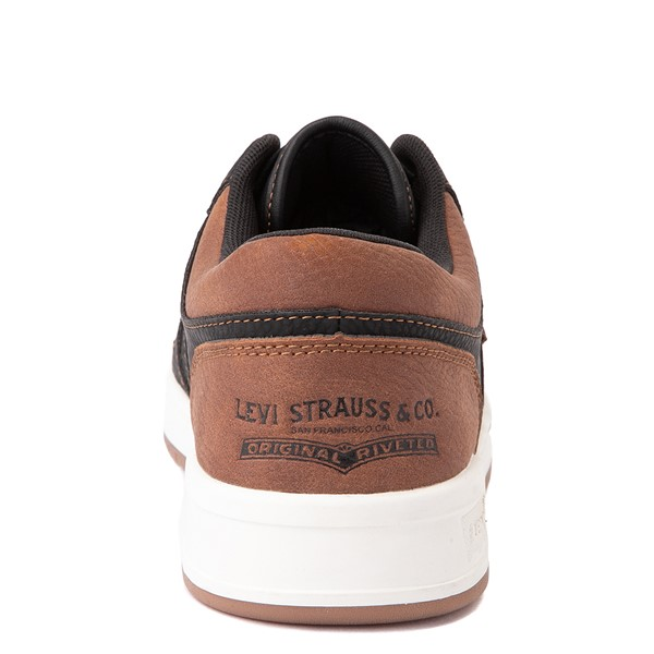 alternate view Mens Levi's 520 BB Lo Casual Shoe - BlackALT4