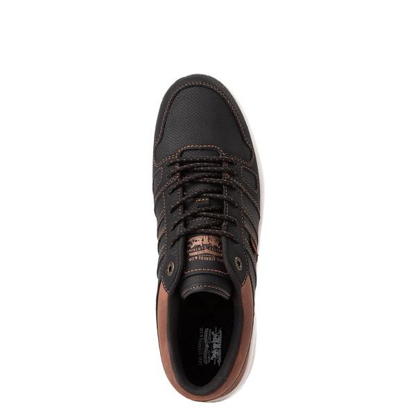 alternate view Mens Levi's 520 BB Lo Casual Shoe - BlackALT4B
