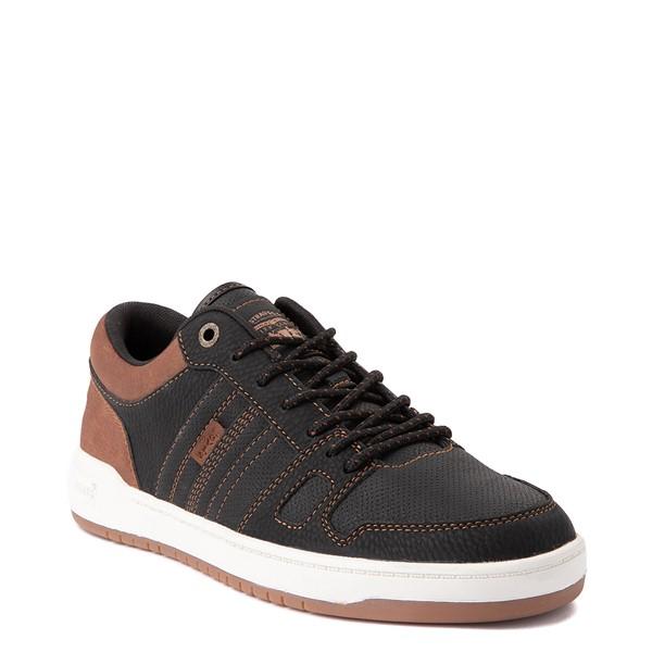 alternate view Mens Levi's 520 BB Lo Casual Shoe - BlackALT5