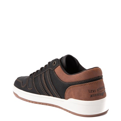Alternate view of Mens Levi's 520 BB Lo Casual Shoe - Black