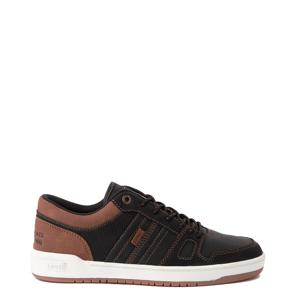 Mens Levi's 520 BB Lo Casual Shoe - Black