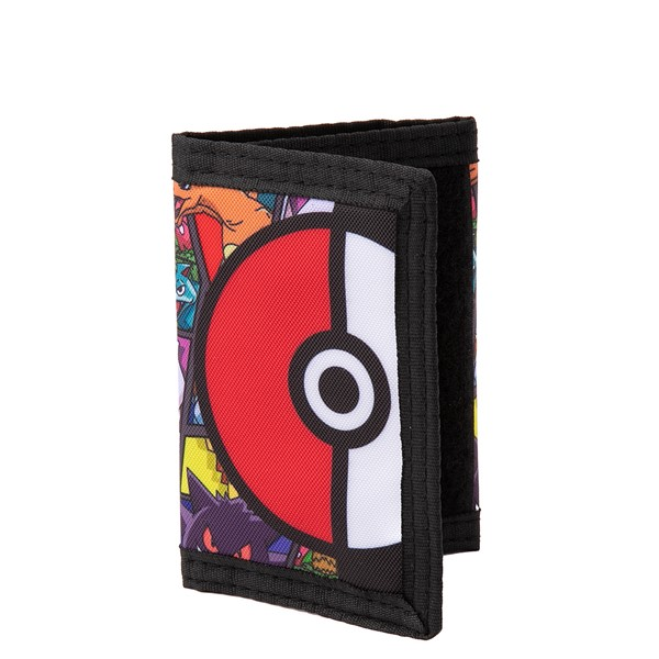 Pokemon Trifold Wallet - Black