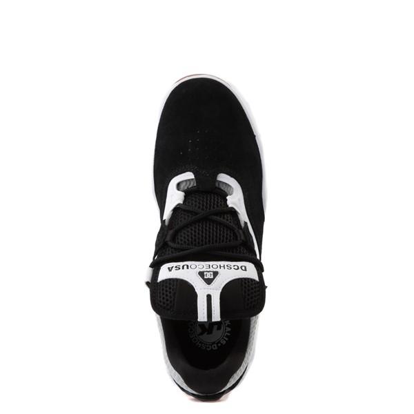 alternate view Mens DC Kalis SE Skate Shoe - White / BlackALT4B