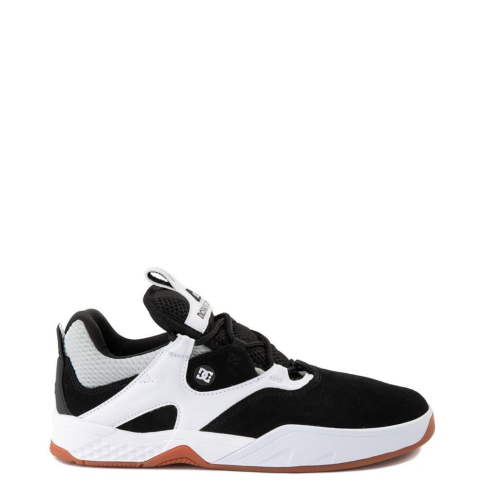 Mens DC Kalis SE Skate Shoe - White / Black
