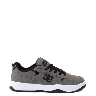 Main view of Mens DC Penza TX SE Skate Shoe - Heather Gray