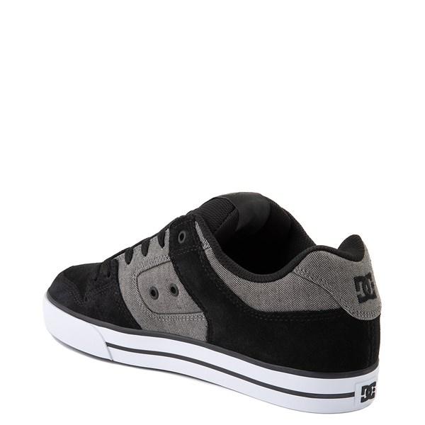 alternate view Mens DC Pure SE Skate Shoe - Gray/GrayALT2CR2