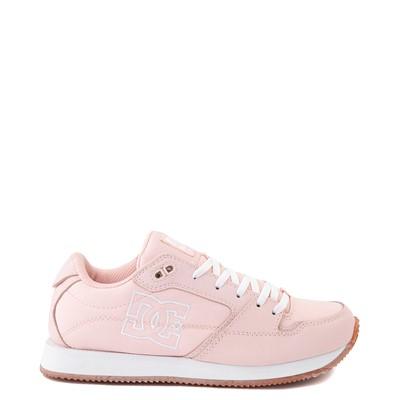 Main view of Womens DC Alias Skate Shoe - Pink
