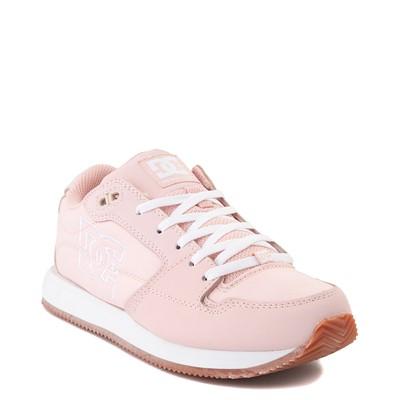 Alternate view of Womens DC Alias Skate Shoe - Pink