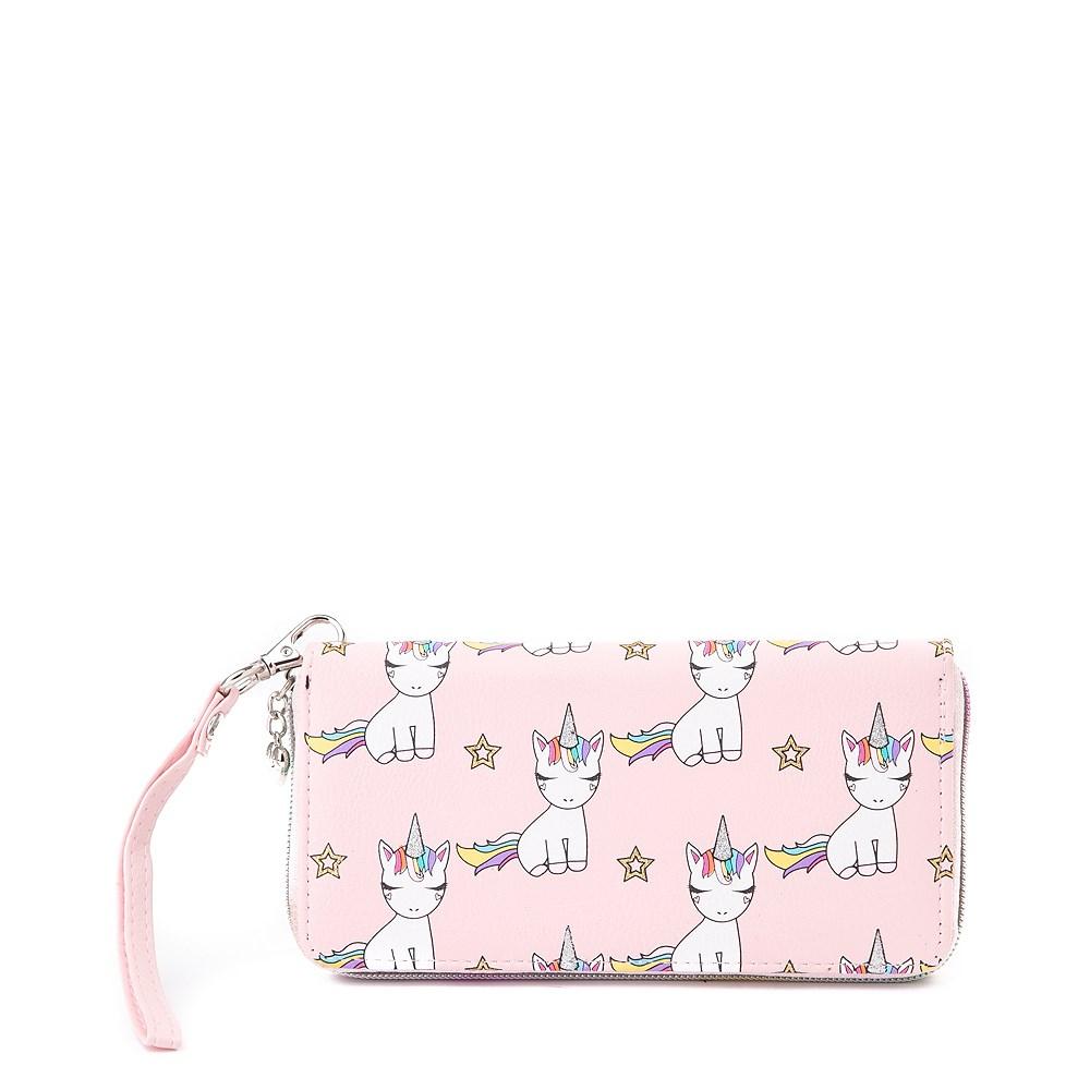 Lil' Miss Gwen Unicorn Wallet - Pink