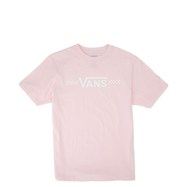 Vans Drop V Tee - Little Kid / Big Kid - Cool Pink