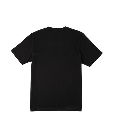 Alternate view of Vans Checkerboard Circle Tee - Little Kid / Big Kid - Black