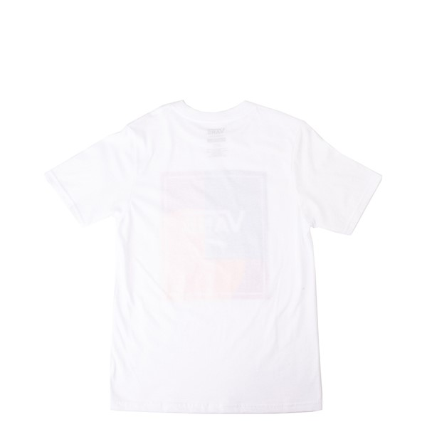 alternate view Vans Kalido Yacht Club Tee - Little Kid / Big Kid - WhiteALT1