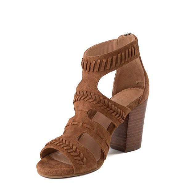 alternate view Womens Crevo Portia Heel - ChestnutALT3