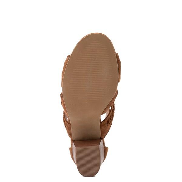 alternate view Womens Crevo Portia Heel - ChestnutALT5