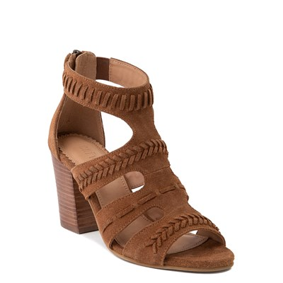 Alternate view of Womens Crevo Portia Heel - Chestnut