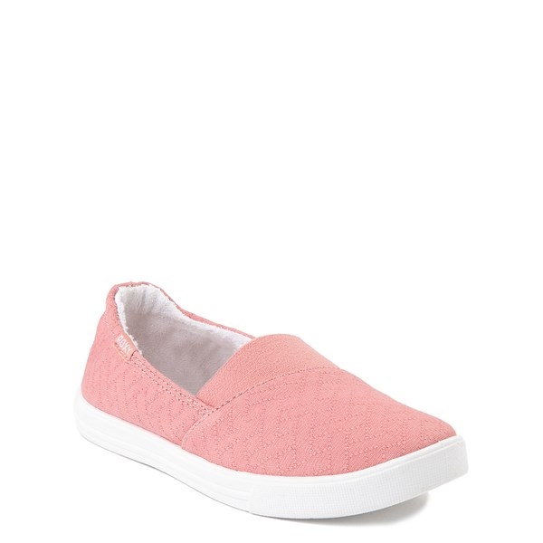alternate view Roxy Danaris Slip On Casual Shoe - Little Kid / Big Kid - BlushALT1
