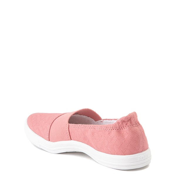 alternate view Roxy Danaris Slip On Casual Shoe - Little Kid / Big Kid - BlushALT2