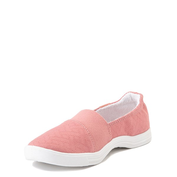 alternate view Roxy Danaris Slip On Casual Shoe - Little Kid / Big Kid - BlushALT3