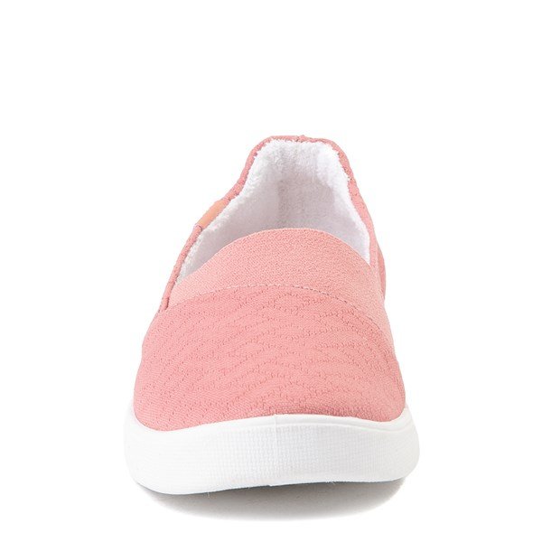 alternate view Roxy Danaris Slip On Casual Shoe - Little Kid / Big Kid - BlushALT4