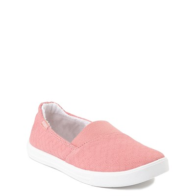 Alternate view of Roxy Danaris Slip On Casual Shoe - Little Kid / Big Kid - Blush